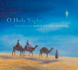 """O Holy Night"" CD Cover"